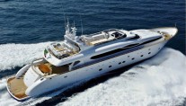 Luxury yacht PARIS A